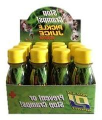 48 Pack - 2.5oz Extra Strength Pickle Juice Shots  by Pickle