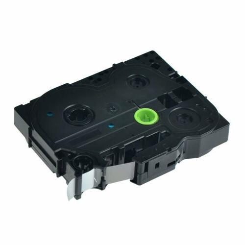5PK Label Tape Strength Adhesive TZe-S231 S231 12mm