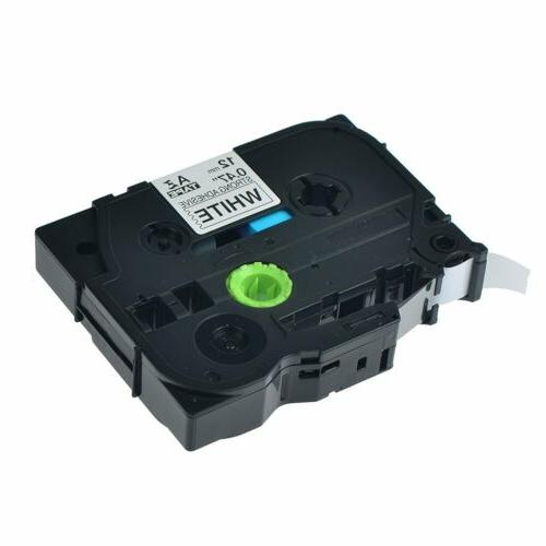 5PK Label Tape Strength Adhesive for TZe-S231 TZ S231 12mm