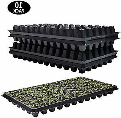 72 Cell Seed Starter Tray - 10 Pack Extra Strength 1020 Star