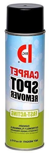 Big D 098 Carpet Spot Remover, 18 oz  - Fast-acting extra-st