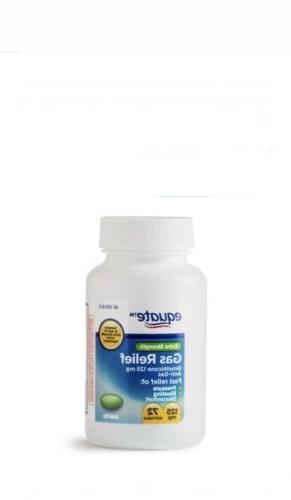 extra strength gas relief simethicone