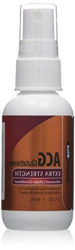 Results RNA, ACG Glutathione 2oz