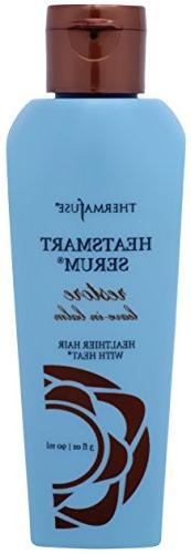 Thermafuse HeatSmart Serum Restore Leave In Balm  Used as a