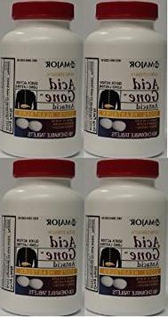 Acid Gone Antacid Chewable Generic for Gaviscon Extra Streng