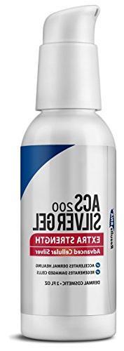 Results RNA ACS 200 Colloidal Silver Extra Strength | Advanc