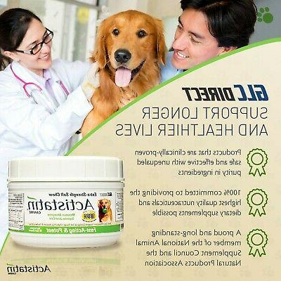 Actistatin Canine Patented Extra-Strength Joint, Tissue Sup...