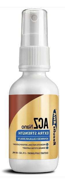 Results RNA ACZ NANO Advanced Cellular Zeolite 2 oz * Exp 11