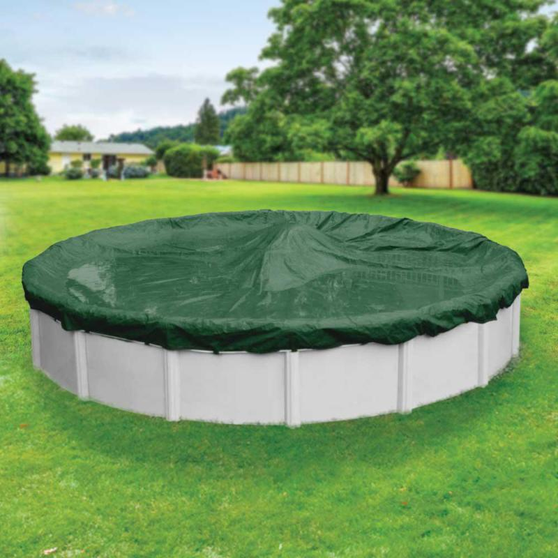 Advanced 24 Ft. Round Winter Cover