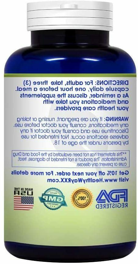 Apple Cider Extra Strength Pills & - Detox