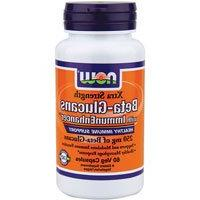 Now Foods Beta-Glucans with ImmunEnhancer 250mg - 60 Vcaps 4