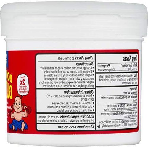 Boudreaux's Butt Diaper Rash Ointment Strength |14