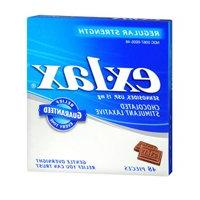 Ex-Lax Ex-Lax Chocolated Stimulant Laxative Pieces Regular S