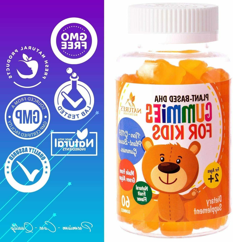 DHA Gummies Extra Omega Vitamins