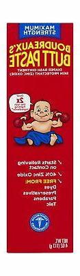 Boudreaux's Butt Paste Diaper Rash Ointment | Maximum Streng