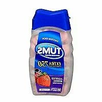 Tums E-X Berries Size 96s Tums Extra Strength Assorted Berri
