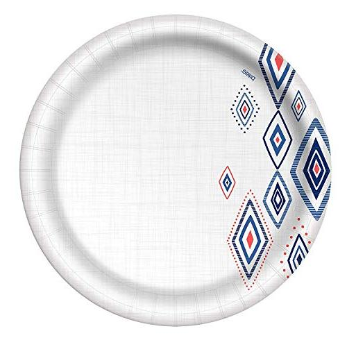 "Dixie Everyday 10 1/16"", 5 Packs Plates, Disposable Plates"
