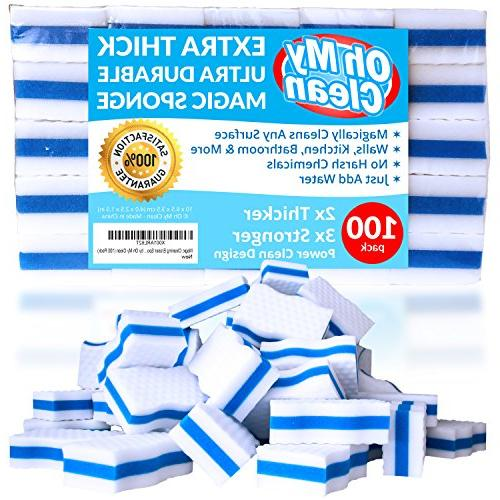 extra durable magic cleaning eraser