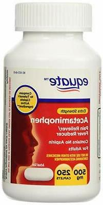 extra strength acetaminophen twin pack 500mg 500
