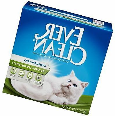 extra strength cat litter