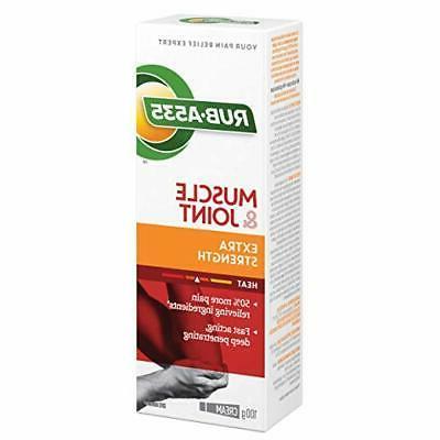 RUB A535 EXTRA STRENGTH CREAM For Relief of Arthritis, Rheum