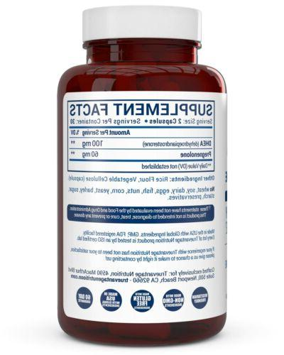 Extra Strength DHEA Supplement
