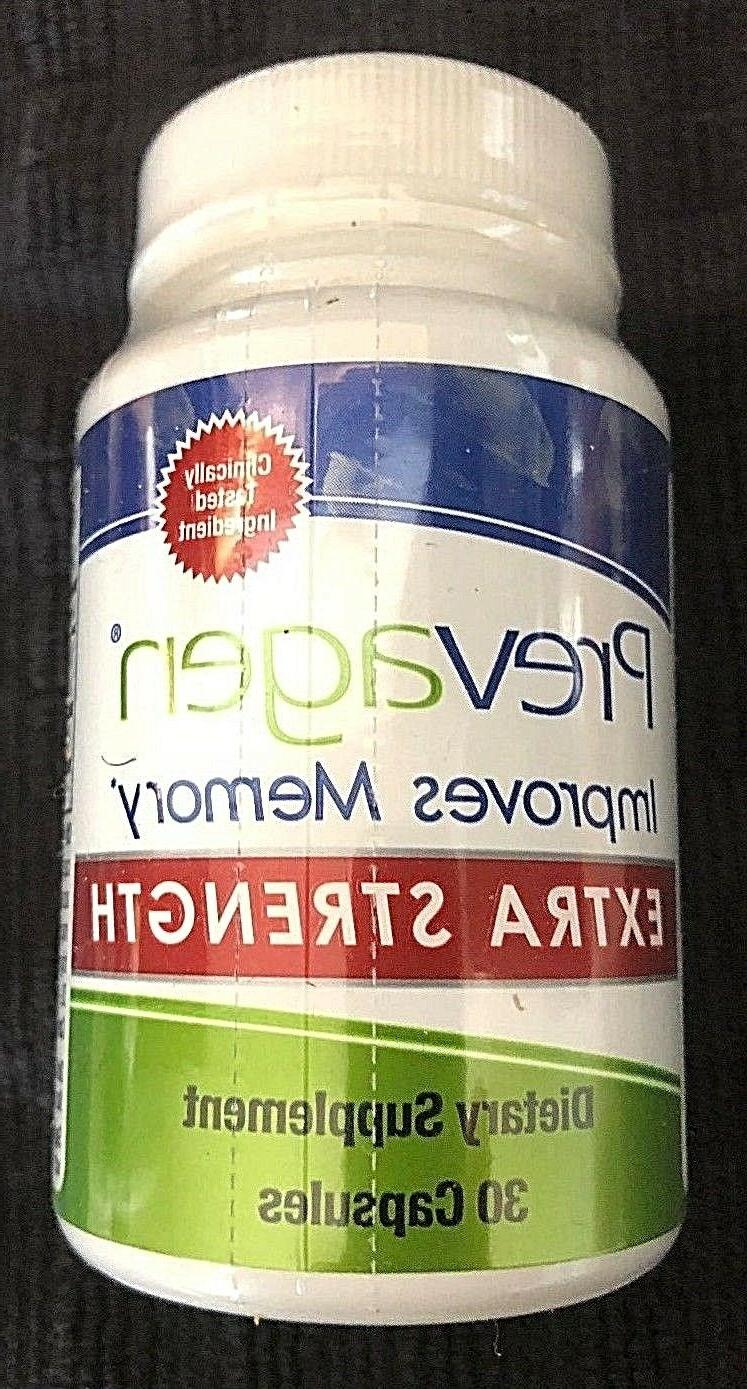 extra strength dietary supplement 30 capsules