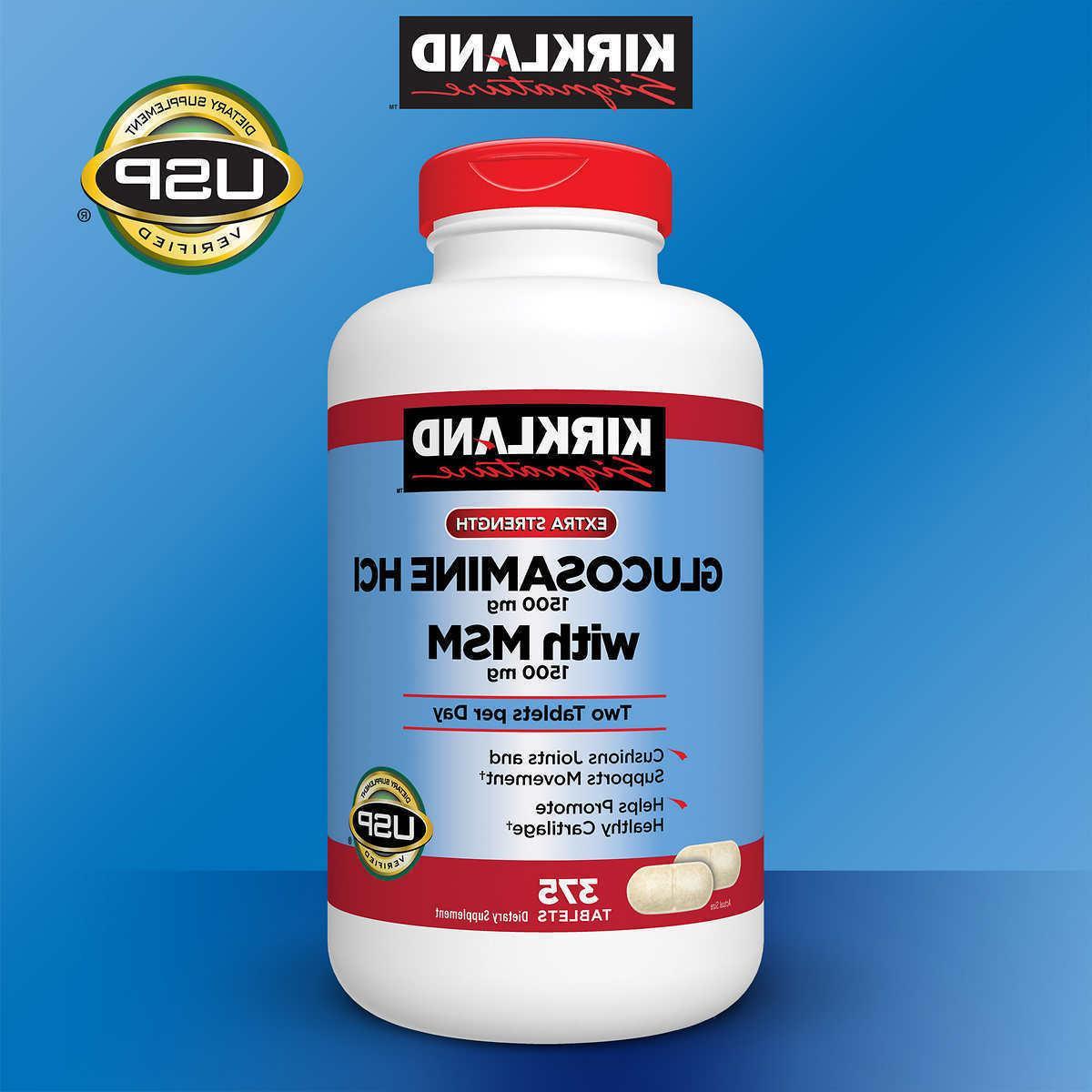 extra strength glucosamine hci 2