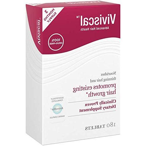 Viviscal Extra Nutrient 180-Tablets