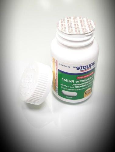 Equate Extra Relief Acetaminophen Caplets N1