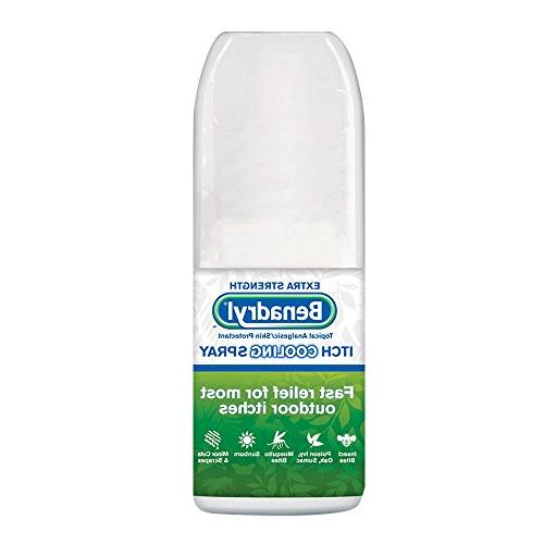 extra strength itch colling relief