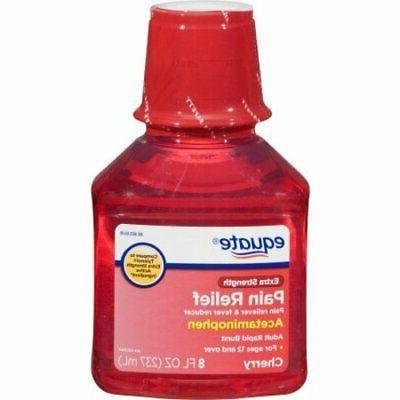 extra strength liquid acetaminophen pain