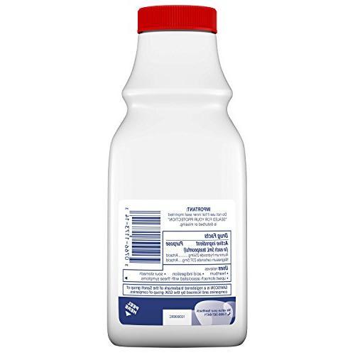 Gaviscon Extra Liquid Antacid Heartburn Relief, 12