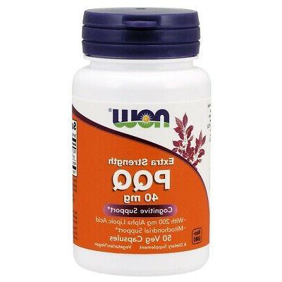extra strength pqq 40 mg 50 vegetable