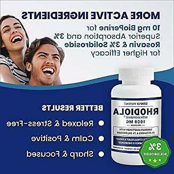 Vegan Rosea Month 3%