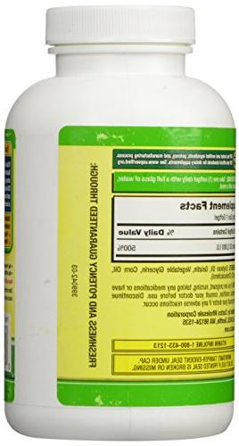 Kirkland Vitamin D3 I.U. 600 Bottle