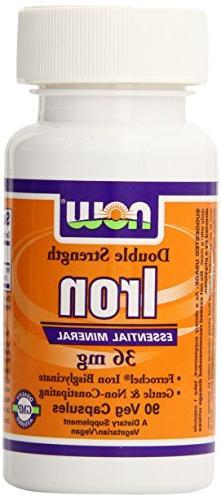 iron bisglycinate capsules
