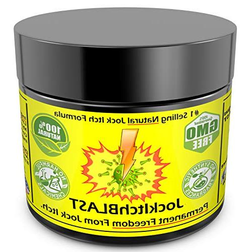Jock Itch Cream EXTRA STRENGTH Antifungal Balm Relief