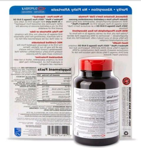 Member's Mark 100%Pure Omega-3 Oil 500mgBEST PRICE