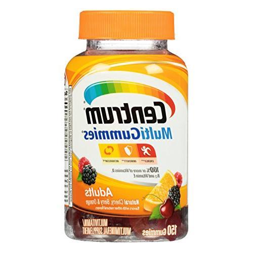 multigummies multivitamin multimineral supplement gummies