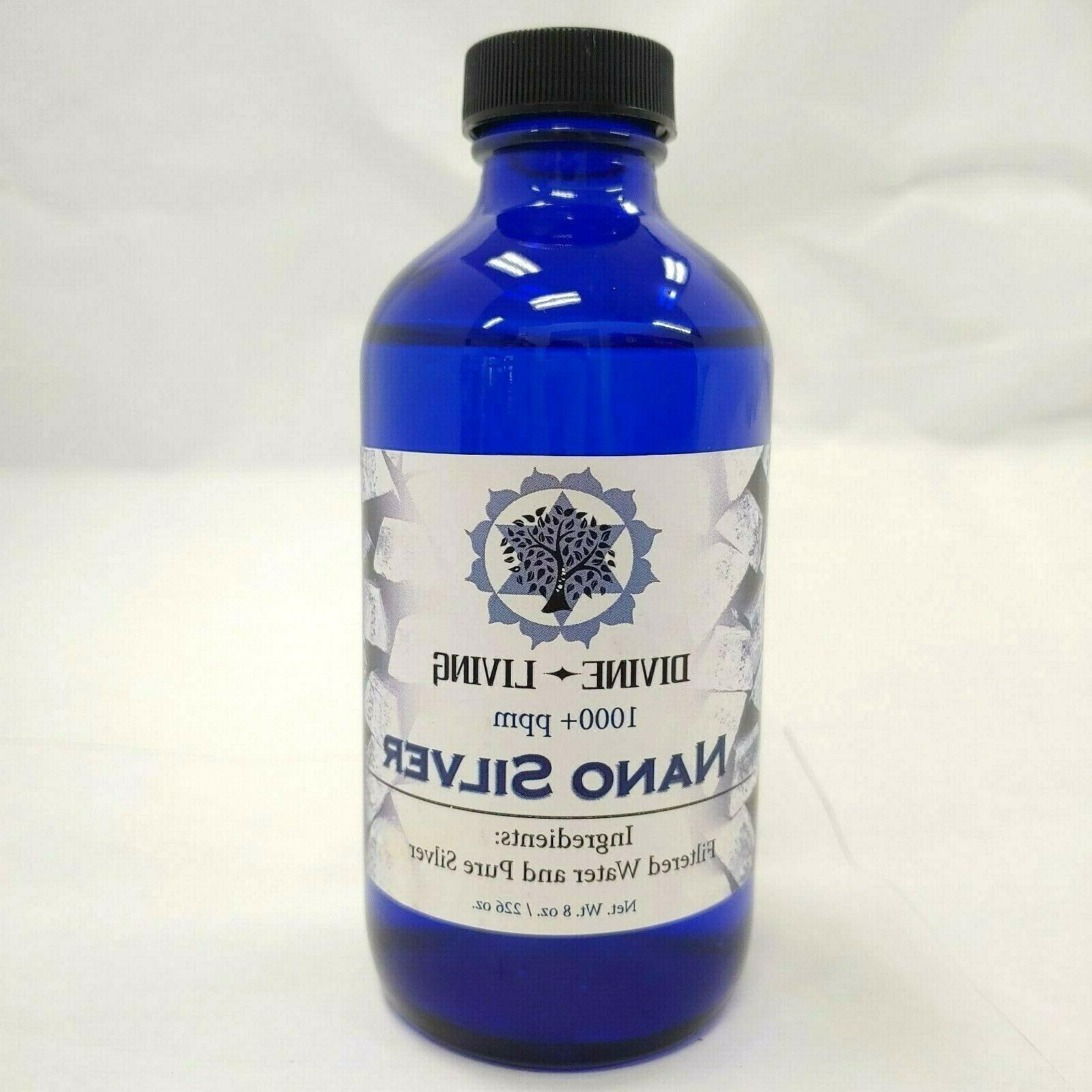 nano colloidal ionic silver extra strength 1000