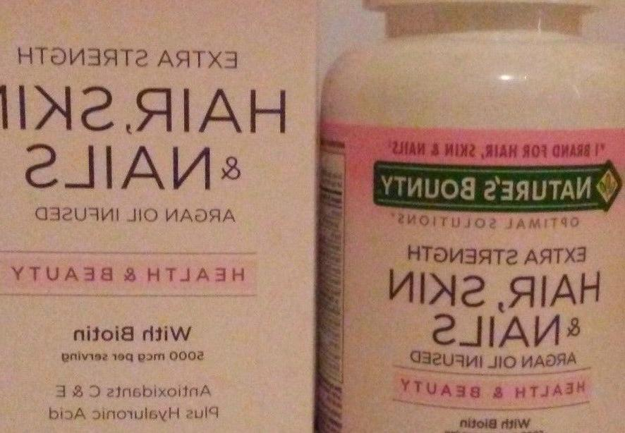 Nature's Hair,Skin,and Biotin 250