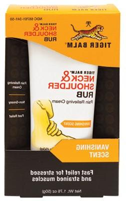TIGER BALM NECK & SHOULDER RUB, 1.76 oz.
