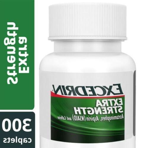 Excedrin Extra Headache Relief, Caplets