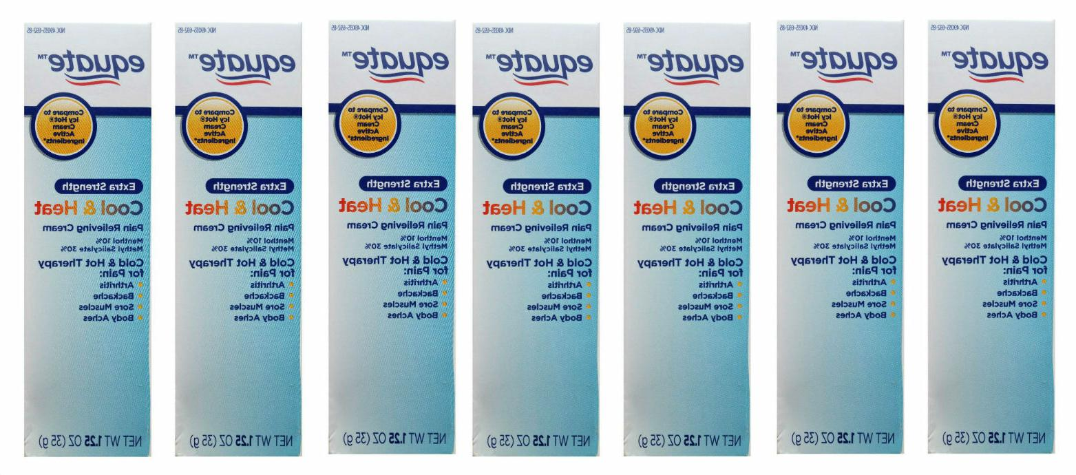 NEW Equate Cool & Relieving Cream