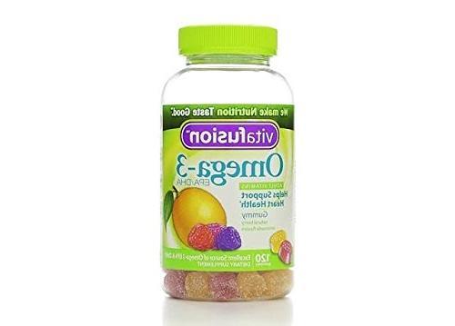 omega 3 gummy vitamins