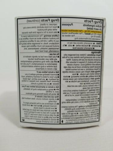 PaidAid Extra , Acetaminphen/Asprin/Caffeine, BOX/100