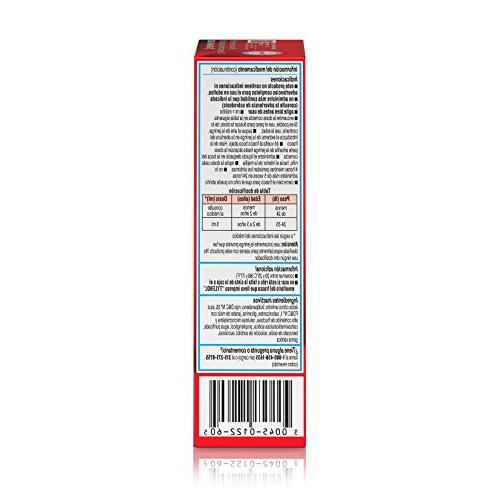 Infants' Fever Reducer Pain Reliever,