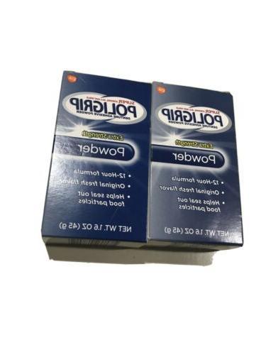 poligrip powder extra strength