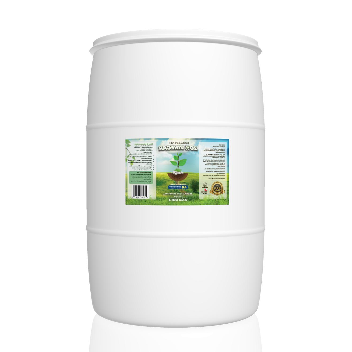 Pure 20% VINEGAR Home & Concentrated, Natural,